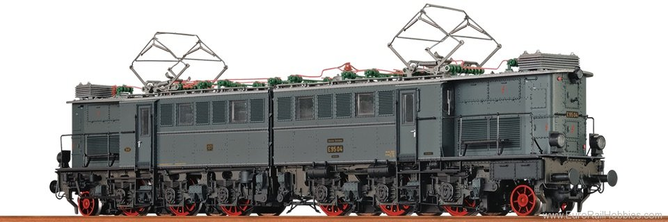 Brawa 43155 DRG E95 Electric Locomotive, Marklin AC Digit