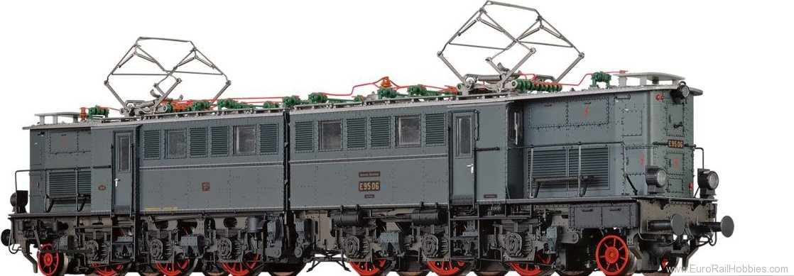 Brawa 43162 Electric Locomotive BR E95 DRG (DC Analog Bas