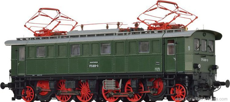Brawa 43209 Electric Locomotive BR 175 DB (AC Digital Bas