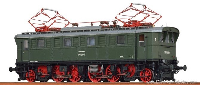 Brawa 43225 Electric Locomotive BR 175 DB (Museum Locomot