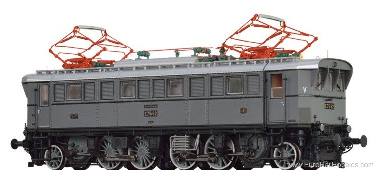 Brawa 43230 Electric Locomotive BR E75 DRG (Digital Extra