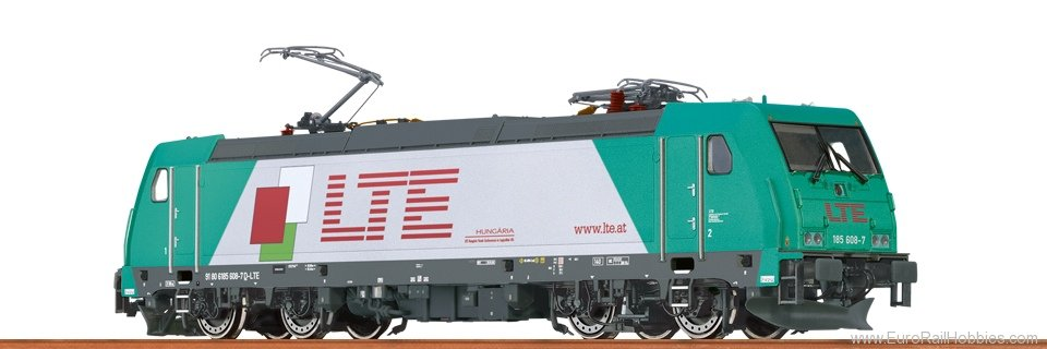 Brawa 43912 TRAXX-Electric Locomotive BR 185.2 LTE (DC An