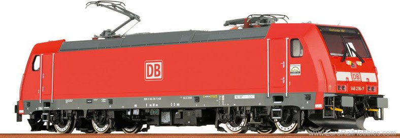 Brawa 43916 TRAXX Electric Locomotive BR 146.2 DB AG (DC