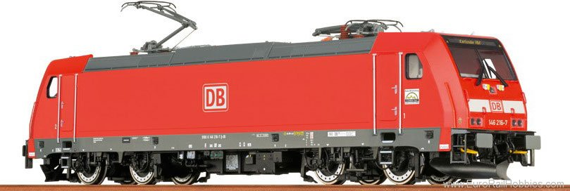 Brawa 43921 TRAXX Electric Locomotive BR 146.2 DB AG (AC