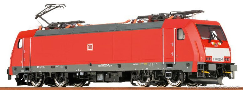 Brawa 43928 TRAXX Electric Locomotive BR 186 DB AG (DC An