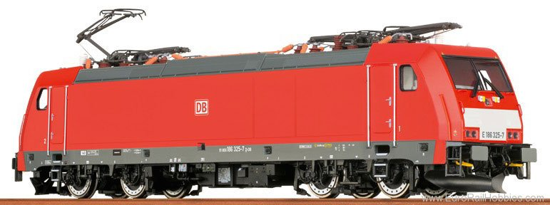 Brawa 43933 TRAXX Electric Locomotive BR 186 DB AG (AC Di
