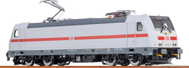 Brawa 43978 TRAXX Electric Locomotive BR 146 DB AG (DC An
