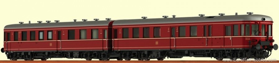 Brawa 44186 Rail Car Stettin VT 45.5 DB (AC Digital MFX w
