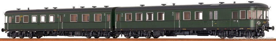 Brawa 44214 Rail Car Stettin VT 137 DRG (DC Digital Versi