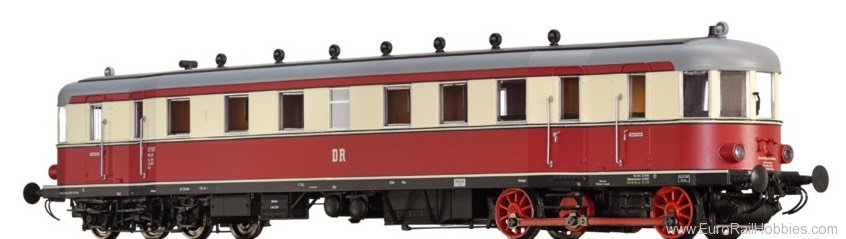 Brawa 44378 Diesel Railcar VT137 DR (DC Analog Version Pl