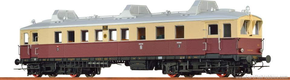 Brawa 44414 Diesel Railcar VT 761 DRG (DC Digital Version