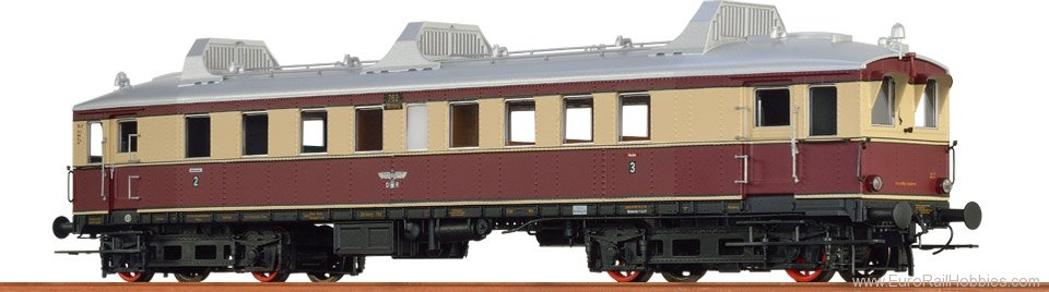 Brawa 44419 Diesel Railcar VT 762 DRG (AC Digital Version