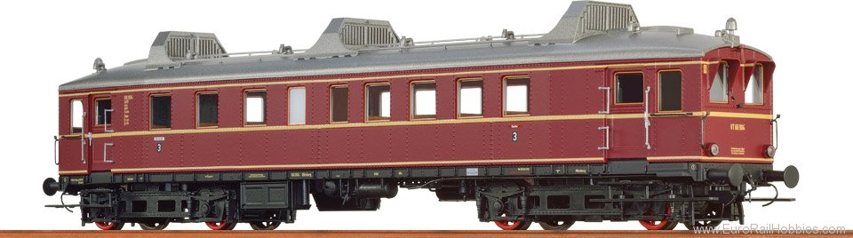 Brawa 44420 Diesel Railcar VT 66.9 DB (DC Analog Version)