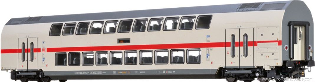 Brawa 44515 TWINDEXX Vario IC-Double-Deck Middle Wagon 1s