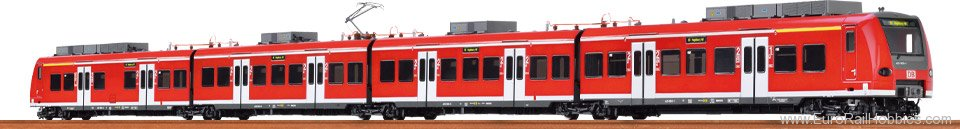 Brawa 44607 Electric Railcar BR 425 DB Regio Southeast (A
