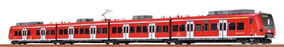 Brawa 44617 Electric Railcar BR 425 DB Regio Southwest (A