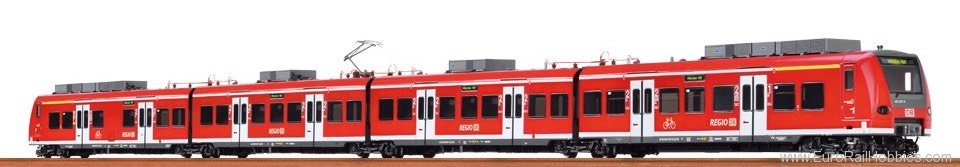 Brawa 44621 Electric Railcar BR 425 DB Regio Bavaria (AC