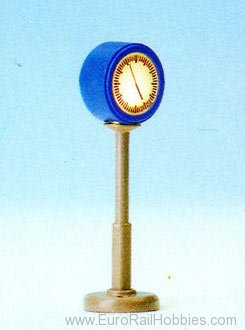 Brawa 4570 Platform Clock (on post)