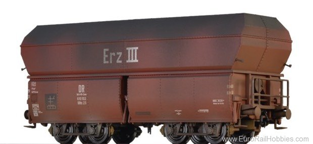 Brawa 45909 Coal Cars OOtz 23 DB, set of 10 (Road no.: 61