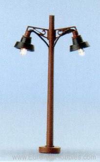 Brawa 4611 Wood Mast light - double