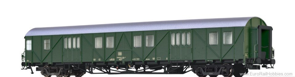 Brawa 46255 Luggage Car Mdyg 986 DB