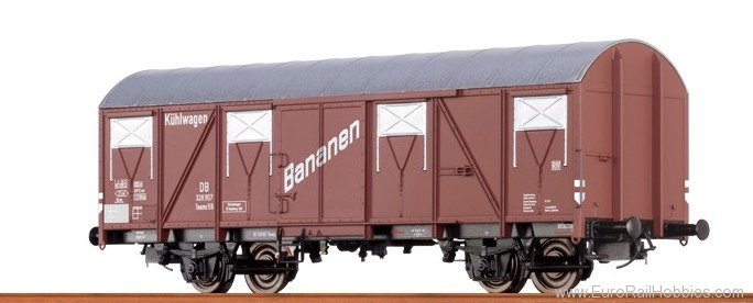 Brawa 47252 Covered Freight Car Tnoms 59 DB