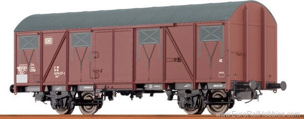 Brawa 47257 Covered Freight Car Gos 245 DB AG