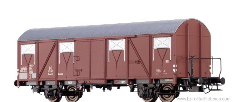 Brawa 47260 Covered Freight Car Hbrs-57 DB