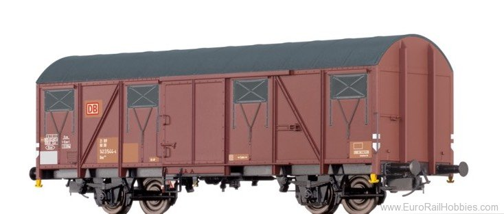 Brawa 47263 Covered Freight Car Gos 253 DB AG