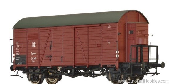 Brawa 47948 Covered Freight Car Grs DRG