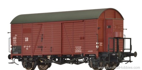 Brawa 47954 Covered Freight Car Ms DR