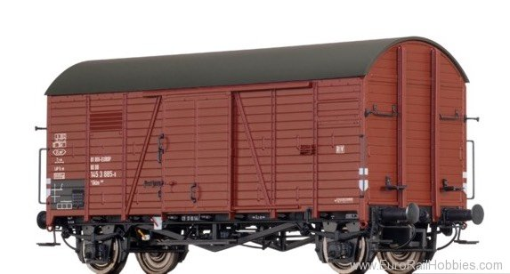 Brawa 47959 Covered Freight Car Gklm200 DB