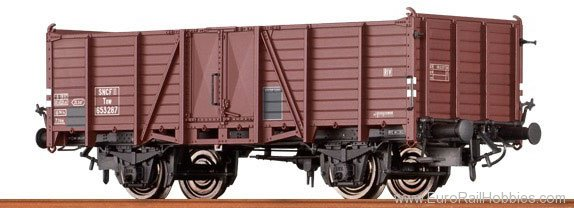 Brawa 48429 Open Freight Car Om21 SNCF