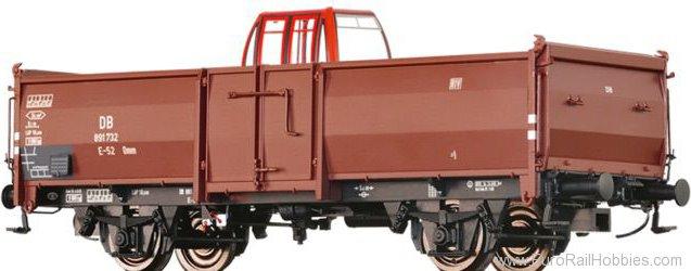 214 h0 Cargo Brawa Self Unloading Car Ootz 23 47558 47561 47568 47566 ore OVP