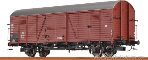 Brawa 48711 Covered Freight Car Glr 22 DB