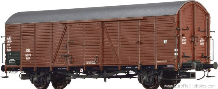 Brawa 48729 Covered Freight Car Glt 23 DB