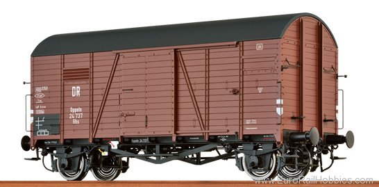 Brawa 48826 Covered Freight Car Ghhs 'Oppeln' DRG