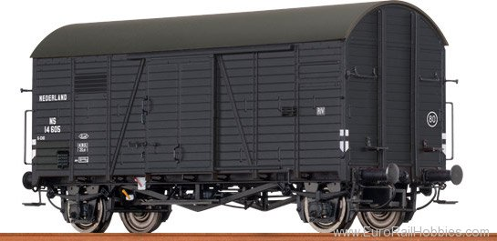 Brawa 48839 Covered Freight Car Gms 30 NS