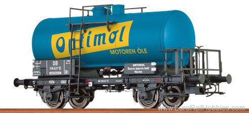 Brawa 48886 Tank Car 2-axle Optimol DB