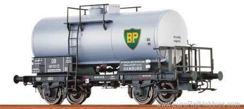 Brawa 48890 Tank Car 2-axle BP DB