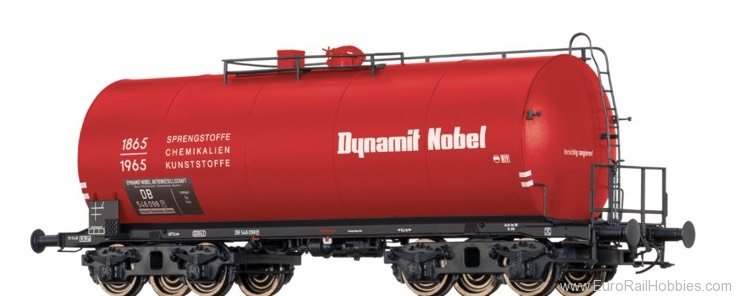 "Brawa 48914 Tank Car ZZ [P] ""Dynamit Nobel"" DB"