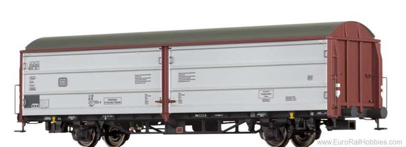 Brawa 48985 Covered Freight Car Hbis 297 DB