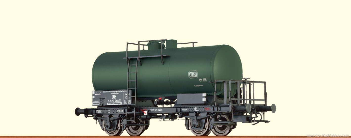 Brawa 49233 DB Tank Car 2-axle 'IVG'