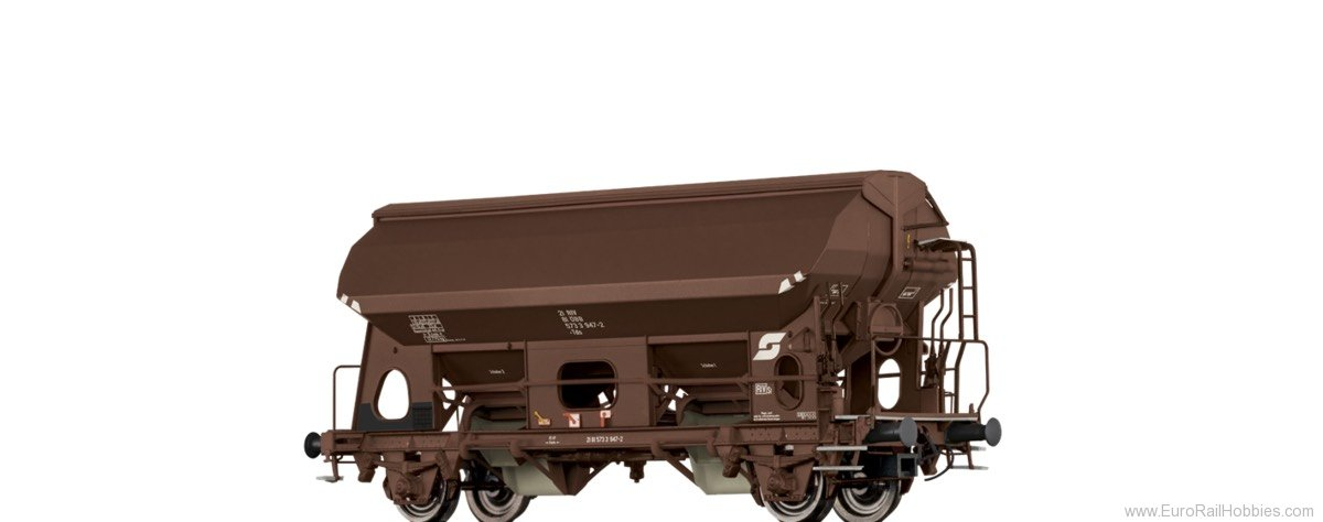 Brawa 49513 Covered Freight Car Tds ÖBB