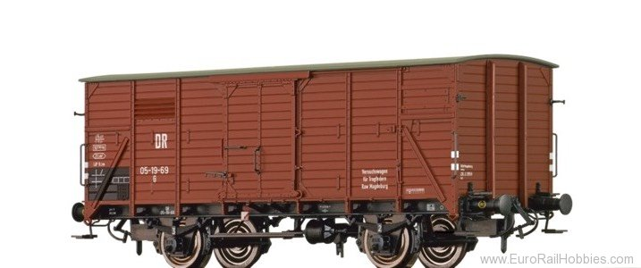 Brawa 49712 Covered Freight Car G DR