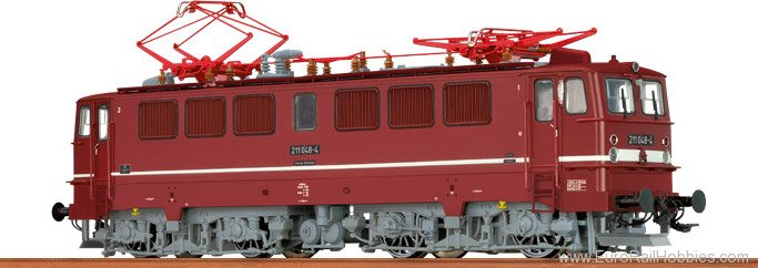 Brawa 63019 Electric Locomotive BR 211 DR