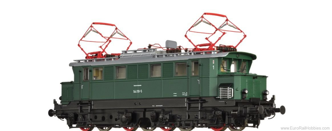 Brawa 63110 Electric Locomotive 144 DB