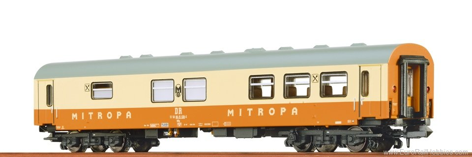 Brawa 65058 Dining Car WRge City-Express DR (Factory Disc