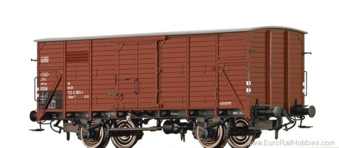 Brawa 67443 Covered Freight Car Gklm 191 DB