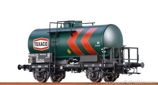 Brawa 67513 Tank Car 2-axle Texaco DB